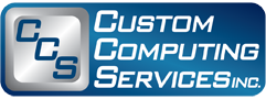 Custom Computing Services, Inc. Logo